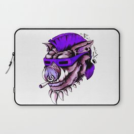 Beebop Don't Stop Laptop Sleeve
