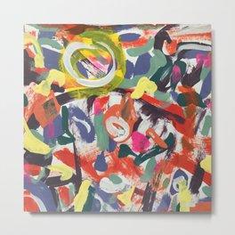 Whirlwinds Series, No. 3 Metal Print