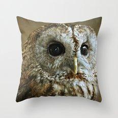 Cuddles Throw Pillow
