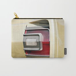 US American classic car 1968 Taillight abstract Carry-All Pouch