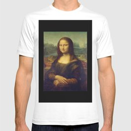 Leonardo da Vinci -Mona lisa - T-shirt