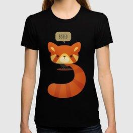 Little Furry Friends - Red Panda T-shirt