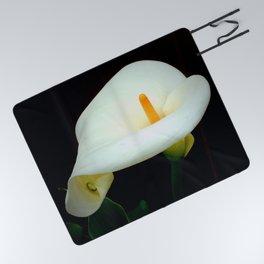 Calla Lily Picnic Blanket