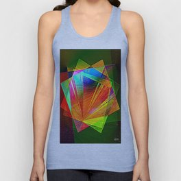 """"""" The extreme purity can contemplate the pure and the impure """"  Unisex Tank Top"""
