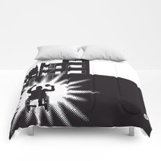 The Black Collection' Window Comforters