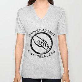 Divergent - Abnegation The Selfless Unisex V-Neck