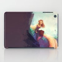 waterfall iPad Cases featuring Waterfall by Ann Marcellino
