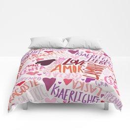 Love Languages Comforters