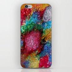 100 Prozent Kunst iPhone & iPod Skin