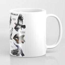 Vultures of the World Coffee Mug