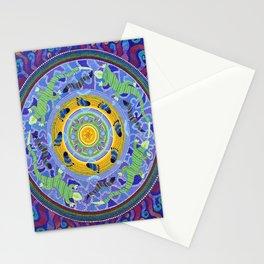INDIGENOUS DREAMS MANDALA Stationery Cards