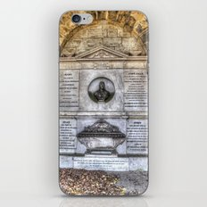 John Adam Architect Greyfriars iPhone & iPod Skin