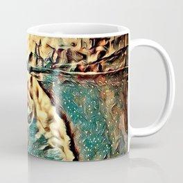 Polar Bear Express Coffee Mug