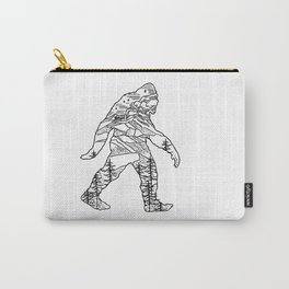 Bigfoot in the pacific northwest Carry-All Pouch