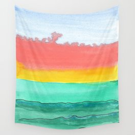 skyscapes 10 Wall Tapestry