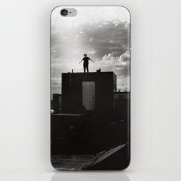 Nothing between me iPhone Skin