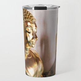 Buddha, Wat Pho, Bangkok, Thailand Travel Mug