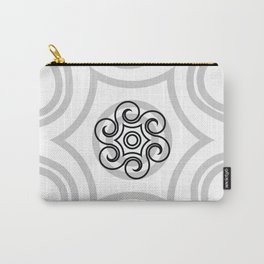 Dony Tattoo (White) Carry-All Pouch