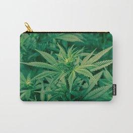 Marijuana Plants  Carry-All Pouch