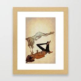 Conjure Framed Art Print