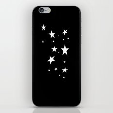 Night Sky Stars iPhone & iPod Skin