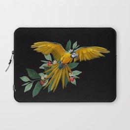 Ara Ararauna Laptop Sleeve