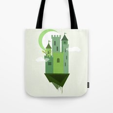 Sky Castle 2 Tote Bag