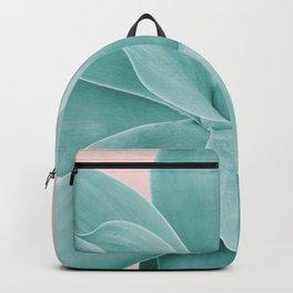 Blush Agave Romance #1 #tropical #decor #art #society6 Backpack