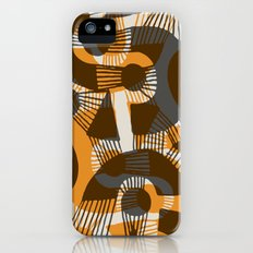 shapes iPhone (5, 5s) Slim Case