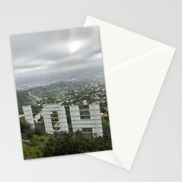 HO(ollywood) Stationery Cards