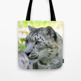 Snow leopard (Irbis)  Tote Bag