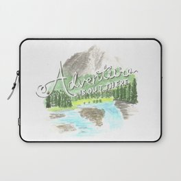"""Adventure is Out There!"" - Up, Pixar Laptop Sleeve"