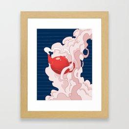 Steam Power Framed Art Print