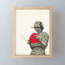 Jelly Addict Framed Mini Art Print