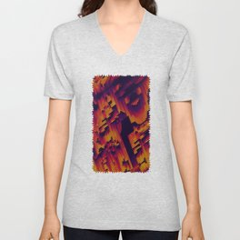 Let Them Wither And Crumble To Dust Unisex V-Neck