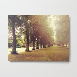 Vanishing Point Metal Print