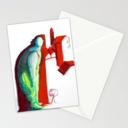 MECCANICA CELESTE Stationery Cards