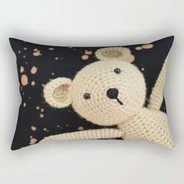 Teddy Boy Rectangular Pillow