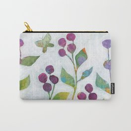 Bollblommor I Carry-All Pouch