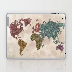 Paisley World Laptop & iPad Skin