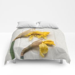 Daffodil 2 Comforters