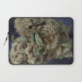 Close up of Deep Sleep Medicinal Medical Marijuana Laptop Sleeve