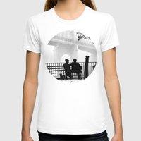 manhattan T-shirts featuring MANHATTAN by VAGABOND
