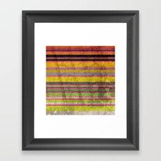 Burn Baby Burn Framed Art Print