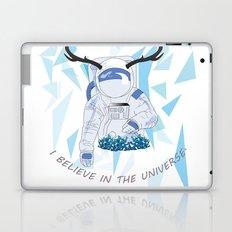 Crystal Astronaut Laptop & iPad Skin