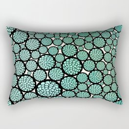 Blooming Trees Rectangular Pillow