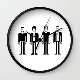 Weezer Wall Clock