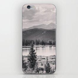 Echo Lake, Colorado iPhone Skin
