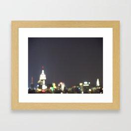 Thanks for the Memories, New York Framed Art Print