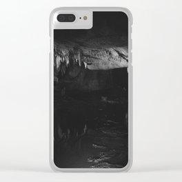 Prometheus Cave Clear iPhone Case